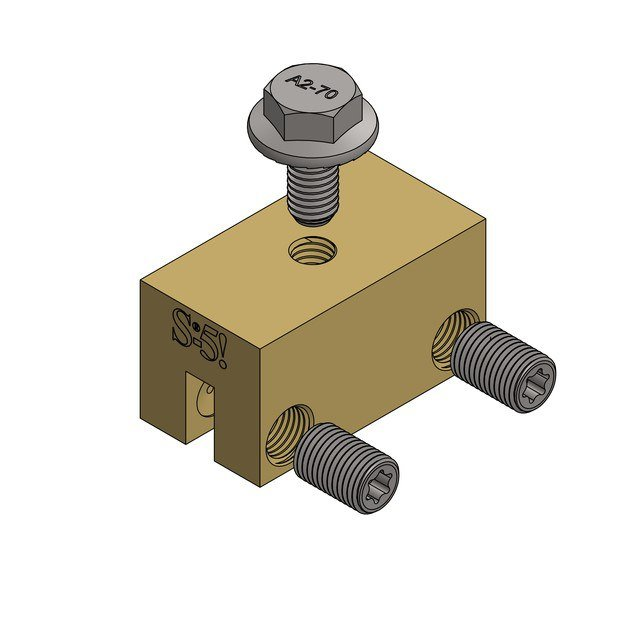 S-5-B Clamp | S-5! Metal Roofing