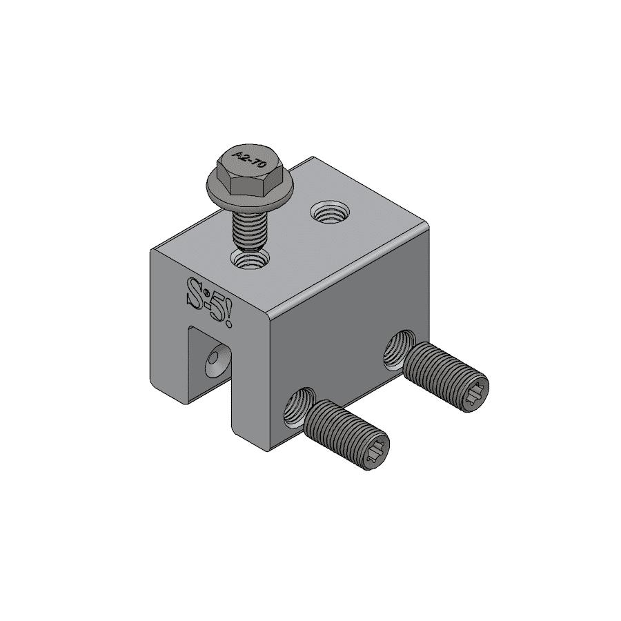 S-5-S standard metal roof clamp