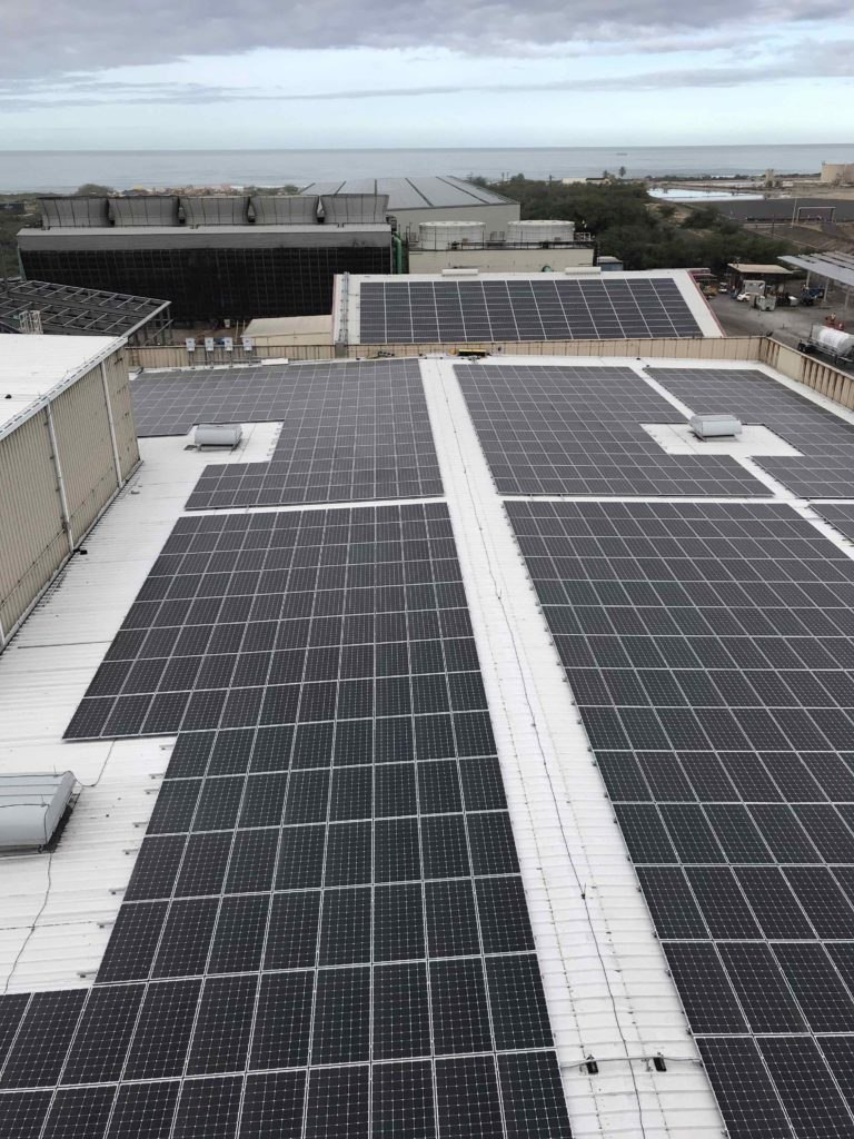 H-Power Solar Building Kapolei, HI-11