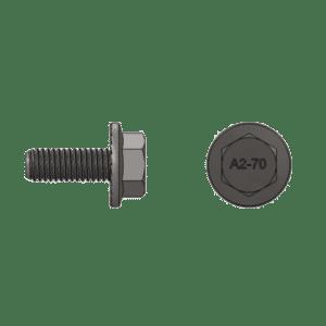 M8 20mm bolt