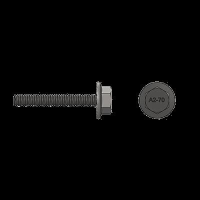 M8 40mm bolt
