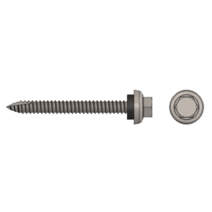 "2.5"" metal-to-wood screw"