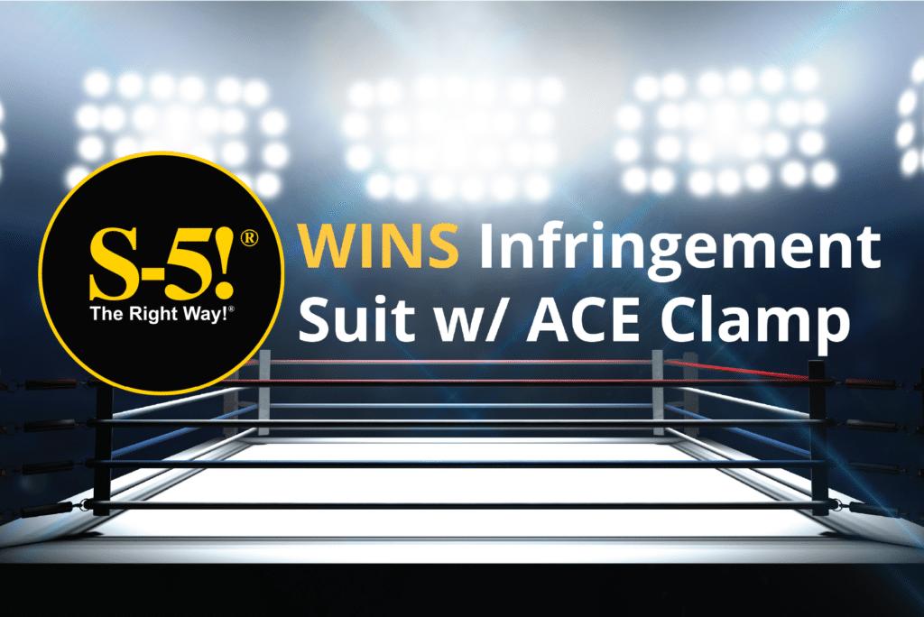 S-5!-wins-patent-infringement-suit-PMC-AceClamp